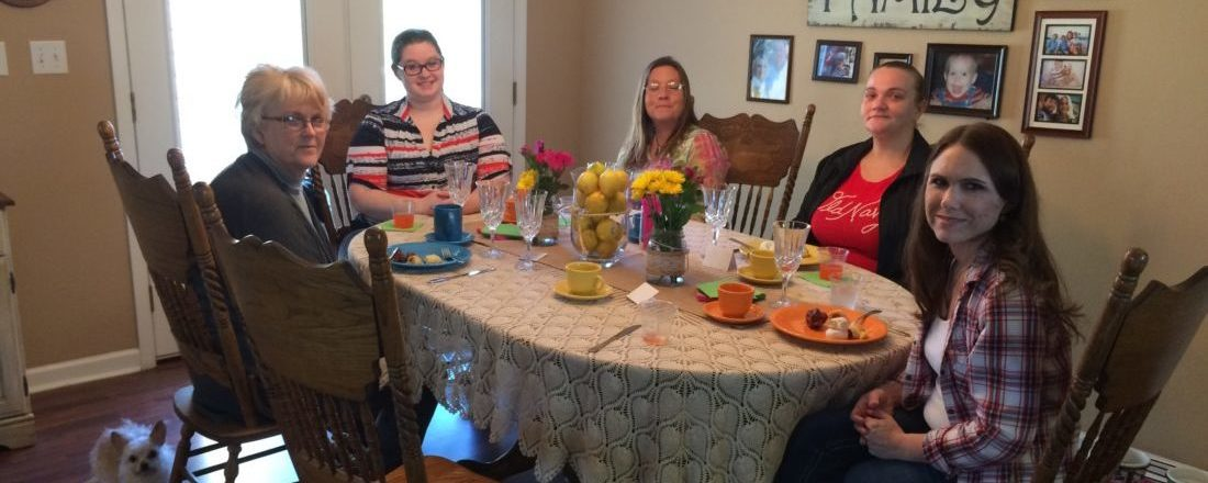 Spring Brunch with Supporters